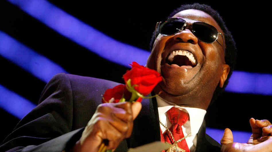 Al Green performs during the 2009 Essence Music Festival at the Louisiana Superdome in New Orleans.