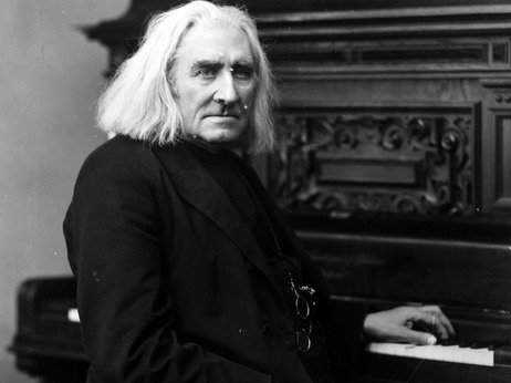 Hungarian composer Franz Liszt, circa 1886. The 200th anniversary of his birth falls on Oct. 22.