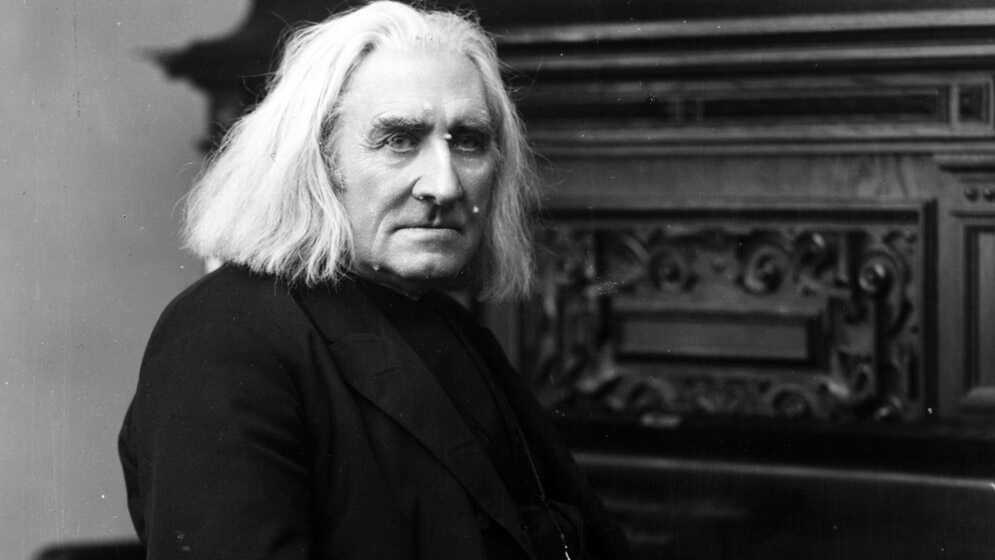 Guest DJ Leif Ove Andsnes' Liszt List