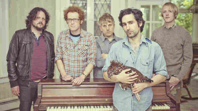 Blitzen Trapper: At Home On The Highway