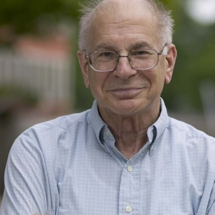 Daniel Kahneman was awarded a Nobel Prize in economics in 2002. His books include Choices, Values, and Frames, and Well-Being.