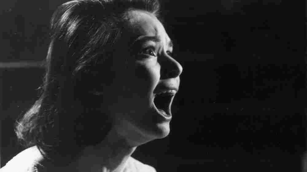 The 1961 thriller Taste of Fear, starring Susan Strasberg — someone who might have enjoyed Folk Alley's Scream Stream.