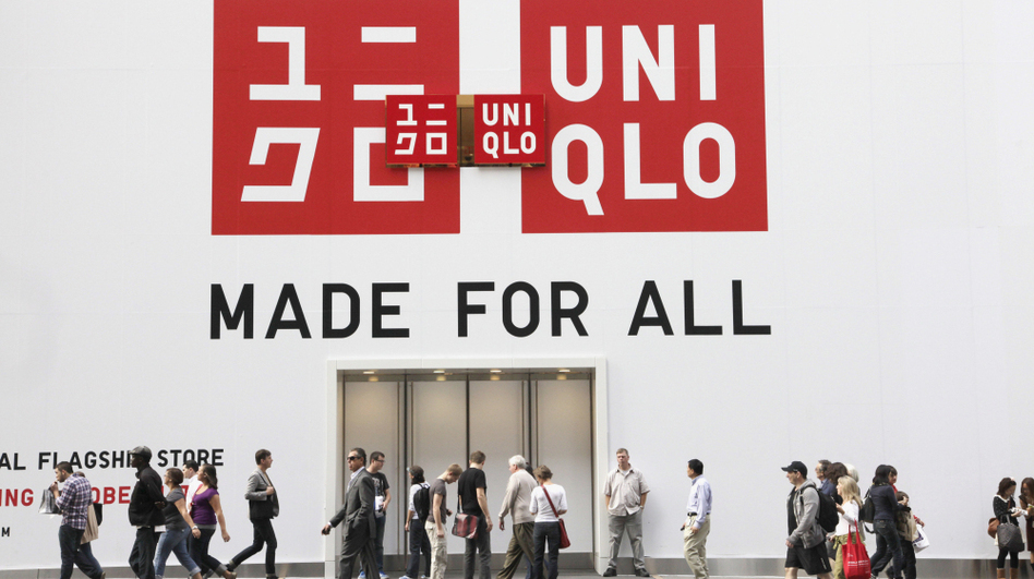 Uniqlo opened a new flagship location on Fifth Avenue last week and will open a 34th Street location Friday. The company has also had a SoHo store since 2006.  (AP)