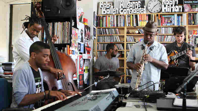 Ben Williams And Sound Effect: Tiny Desk Concert