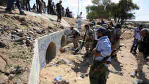 Gadhafi's Last Days Still A Mystery