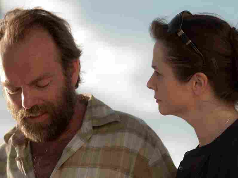 Margaret tells Jack (Hugo Weaving) that his parents may still be alive.