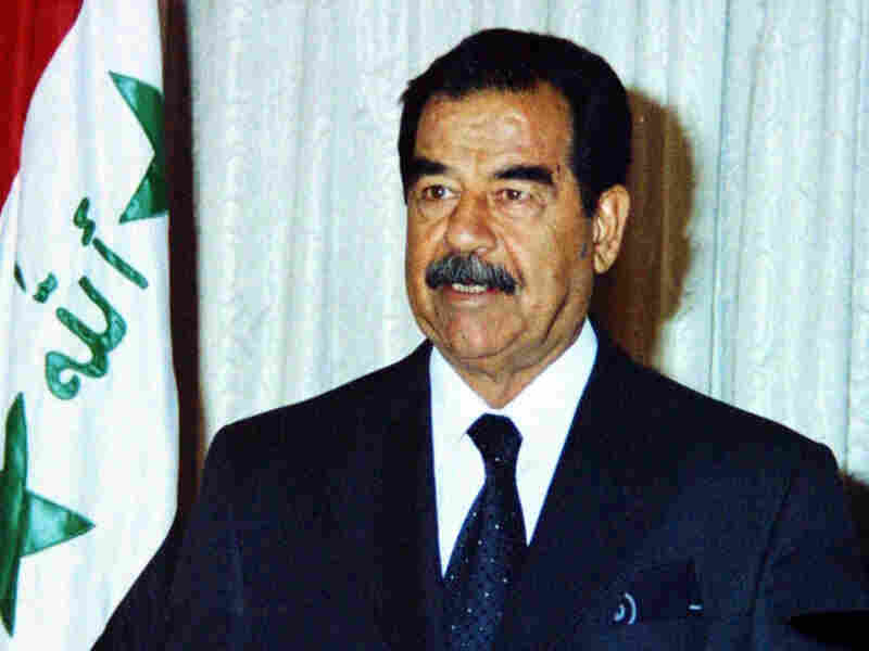 The U.S. invasion that toppled Iraqi President Saddam Hussein in 2003 was followed by a large-scale insurgeny.