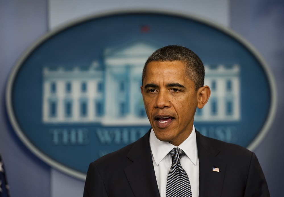President Barack Obama announces the end to US military operations in Iraq.