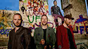 Coldplay's fifth album, Mylo Xyloto, comes out Oct. 25.