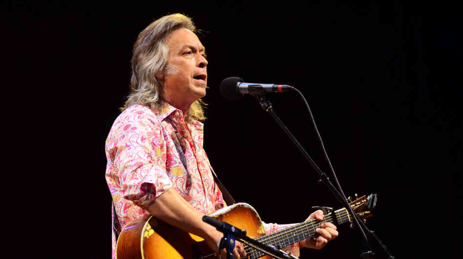 Jim Lauderdale on Mountain Stage.