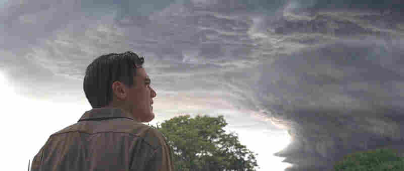 Darkness Falls: Take Shelter's protagonist (Michael Shannon) is plagued by premonitions of an apocalyptic storm — and doubts about his own sanity.