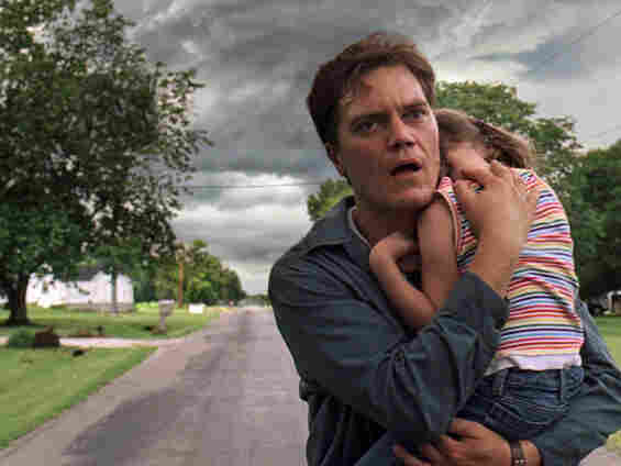 Jeff Nichols' haunting Take Shelter centers on an Ohio man (Michael Shannon, with Tova Stewart) plagued with nightmares about a coming apocalypse.