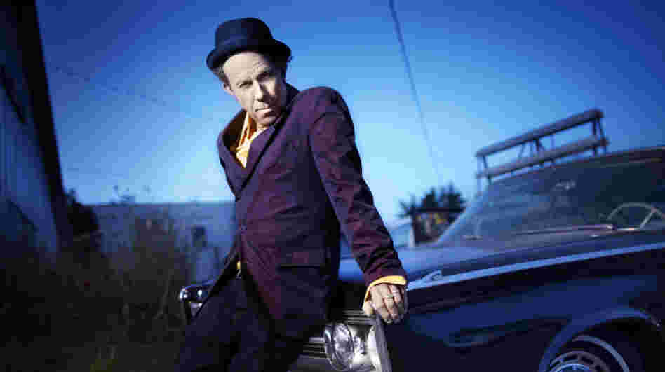 Tom Waits' new album, Bad As Me, is out on Oct. 24.