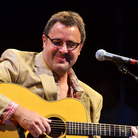 Vince Gill performs on Mountain Stage.