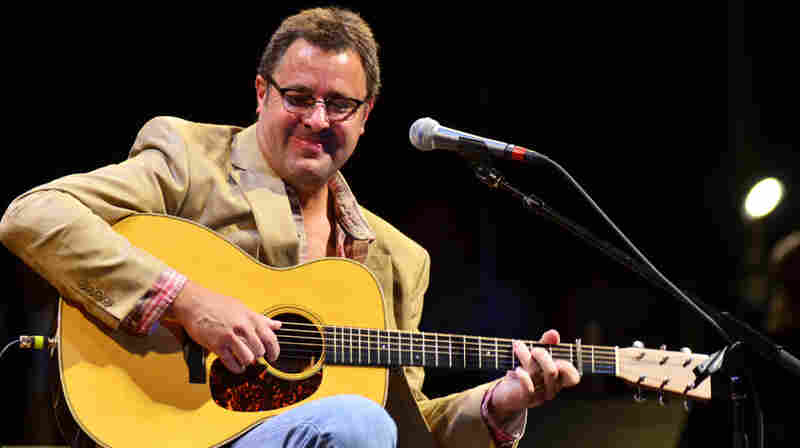 Vince Gill On Mountain Stage