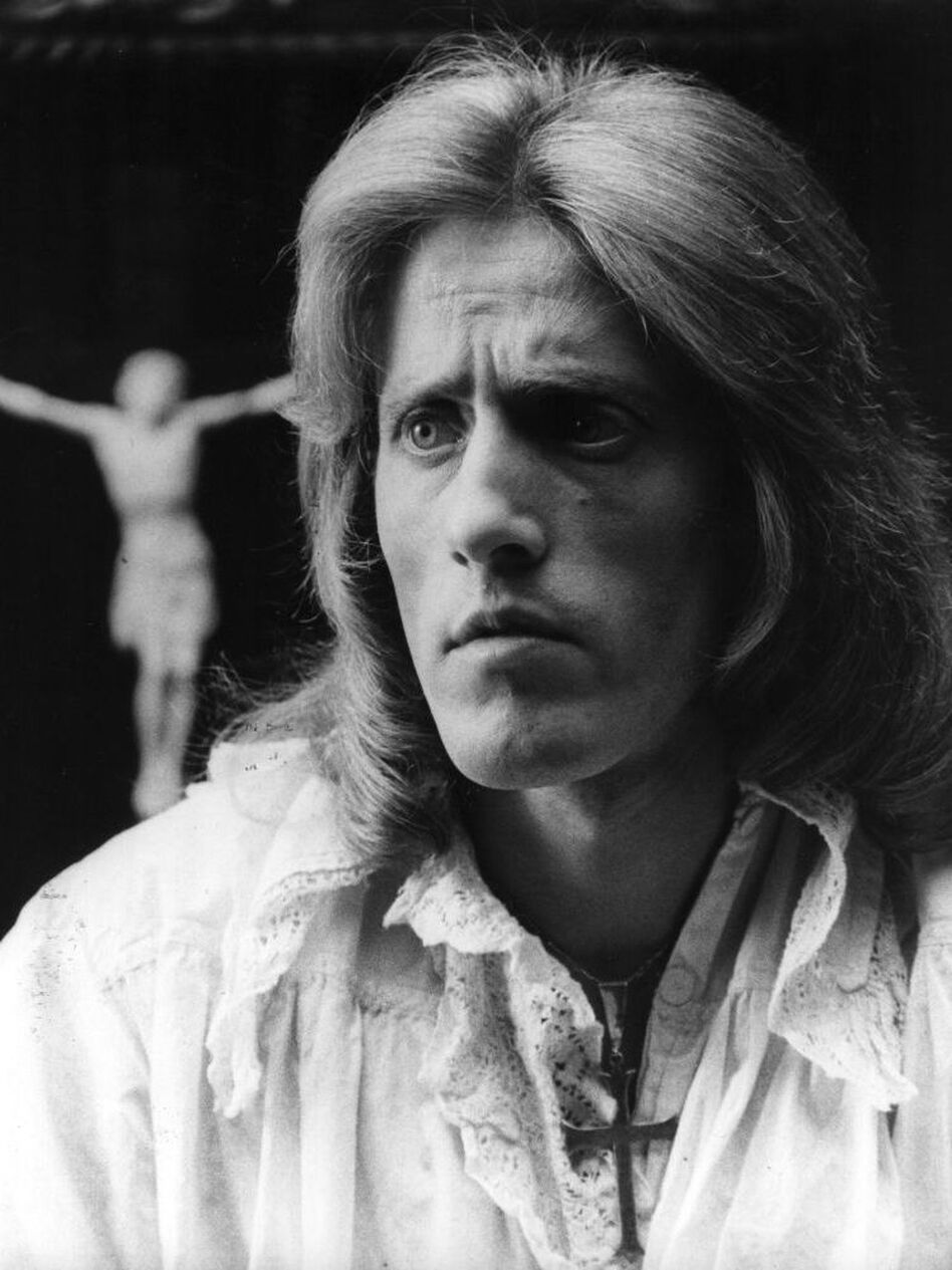 Roger Daltrey as Franz List in Ken Russell's 1975 Lisztomania. (Getty Images)