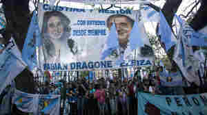 The Dead Have The Lead In Argentina's Elections