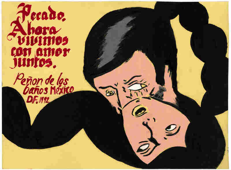 Daniel Guzmán's 'Pecadora.'