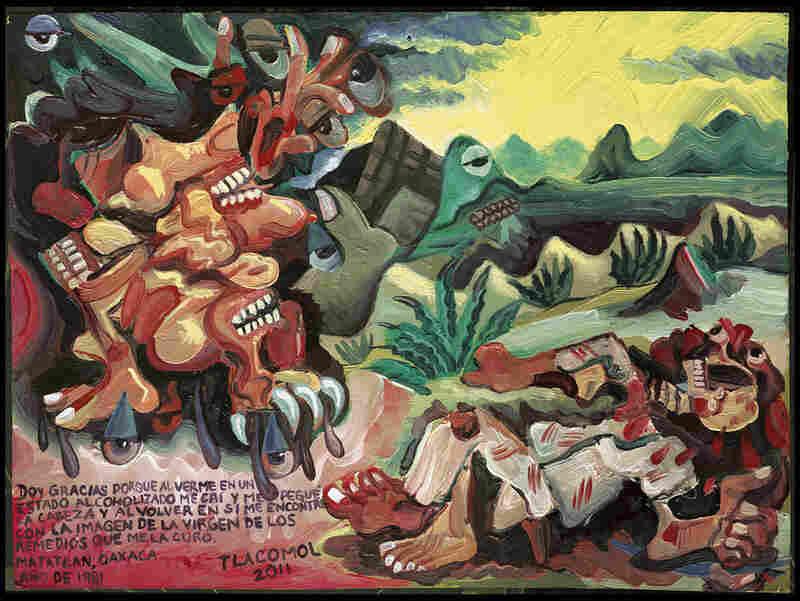 Germán Venegas' 'Mezcalito.'