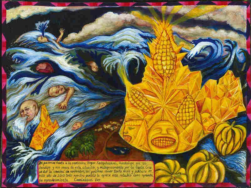 Patricia Soriano's 'Xochipitzahua.'
