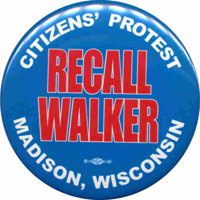 Recall Walker button