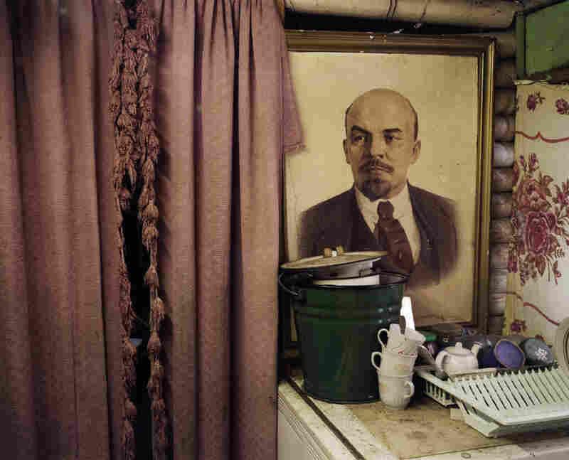 Ruwim Grinker's dacha (cabin), outskirts of Kharkov, Ukraine, 2008