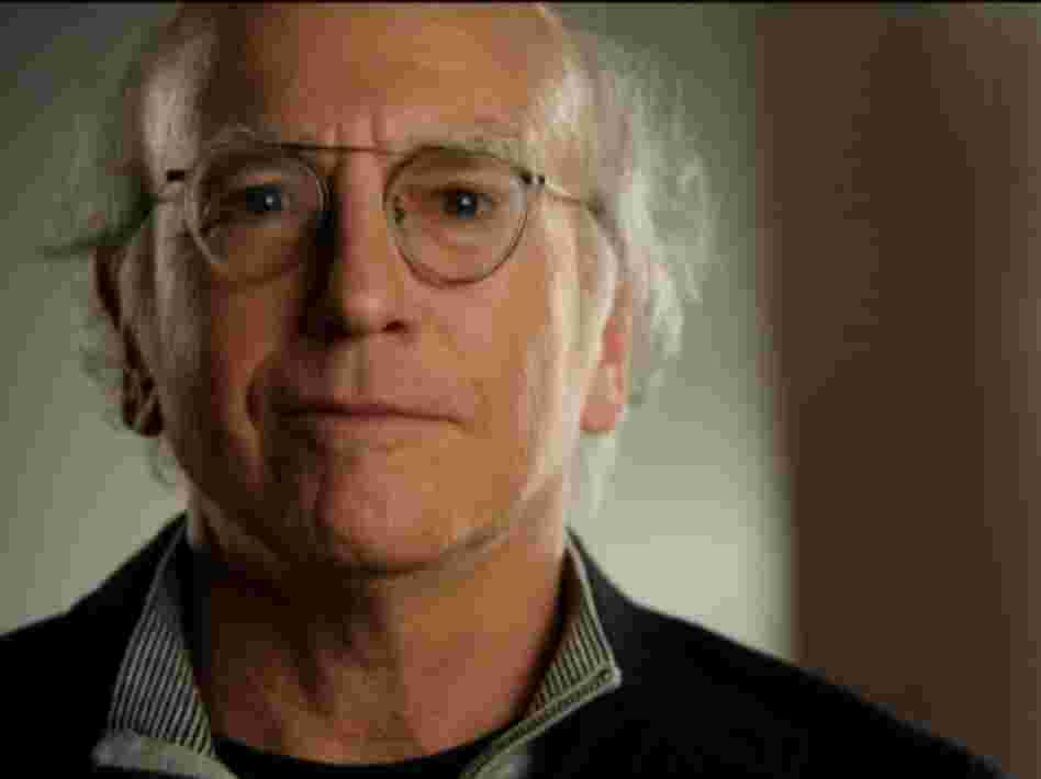 Larry David, the co-creator of Seinfeld and the star of Curb Your Enthusiasm, appears on America in Primetime, along with Norman Lear, Rob Reiner, Alec Baldwin and Diablo Cody.
