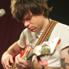 Ryan Adams, in WFUV's Studio A in New York.