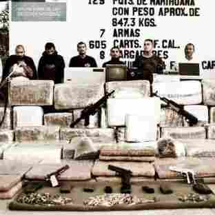 Reporting On The Front Lines Of Mexico's Drug War
