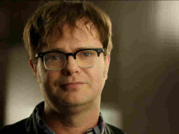 Rainn Wilson, who plays Dwight on The Office, is featured in the new PBS miniseries America in Primetime, which examines the archetypes on television today.