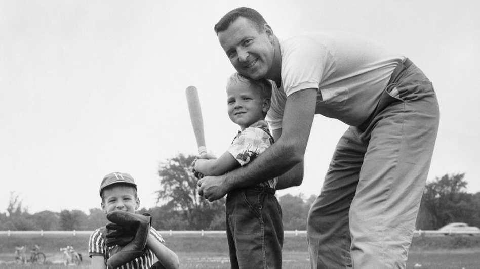How We Become Sports Fans The Tyranny Of Fathers Wbur Amp Npr