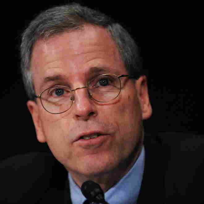 Robert Ford, the U.S. ambassador to Syria.