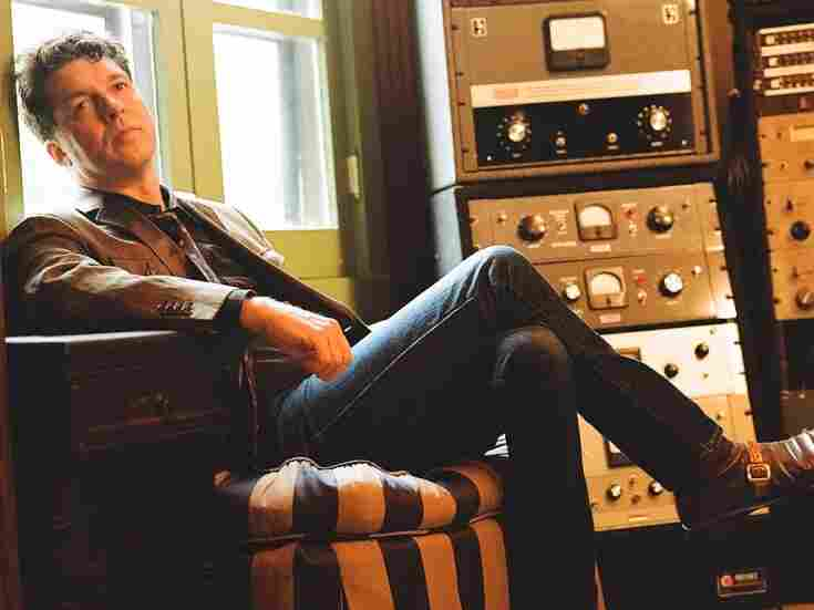 Joe Henry's new album, Reverie, was self-produced and recorded in his basement studio.