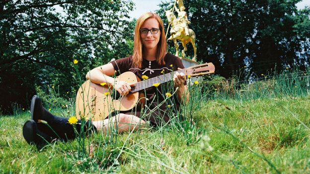 Laura Veirs' new album, Tumble Bee, will be released on Nov. 8.