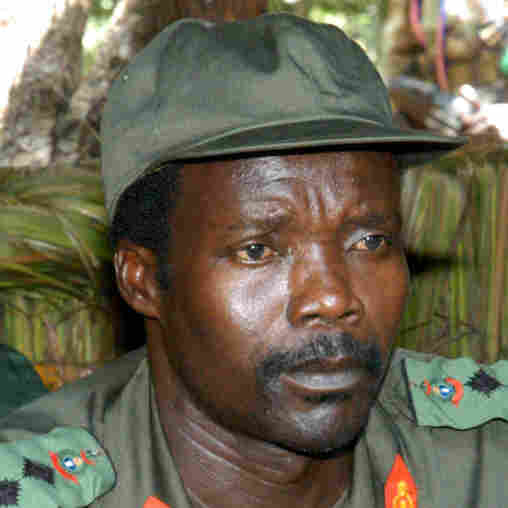 Joseph Kony, leader of the Lord's Resistance Army, in a 2006 photo. The Obama administration has sent 100 troops to advise militaries in Uganda and neighboring countries that are battling Kony's forces.