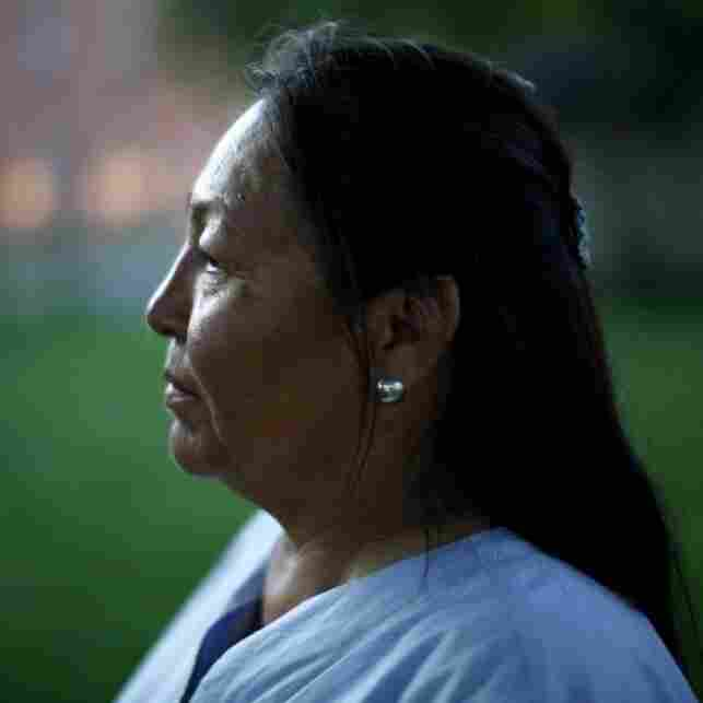 A Fight For Her Grandchildren Mirrors A Native Past