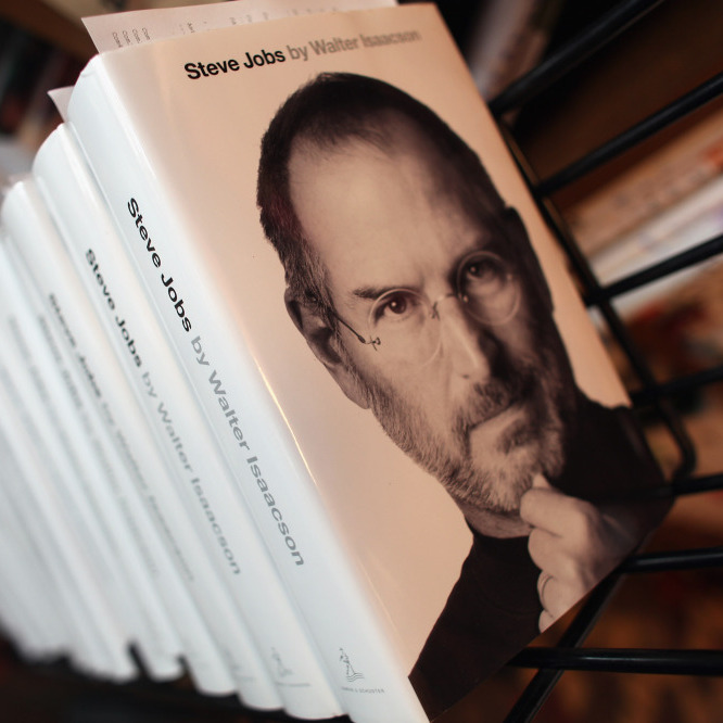 Walter Isaacson's biography of Apple co-founder Steve Jobs was published Monday, less than three weeks after Job's death on Oct. 5.