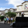 Speaking in Las Vegas on Monday, President Obama announced a plan for homeowners to refinance mortgages at low interest rates, if they met certain conditions.