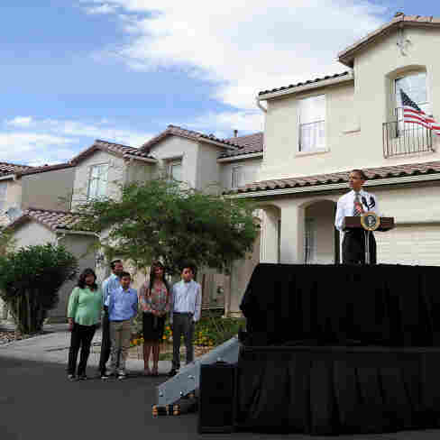 The Potential Reach Of Obama's Refinancing Plan