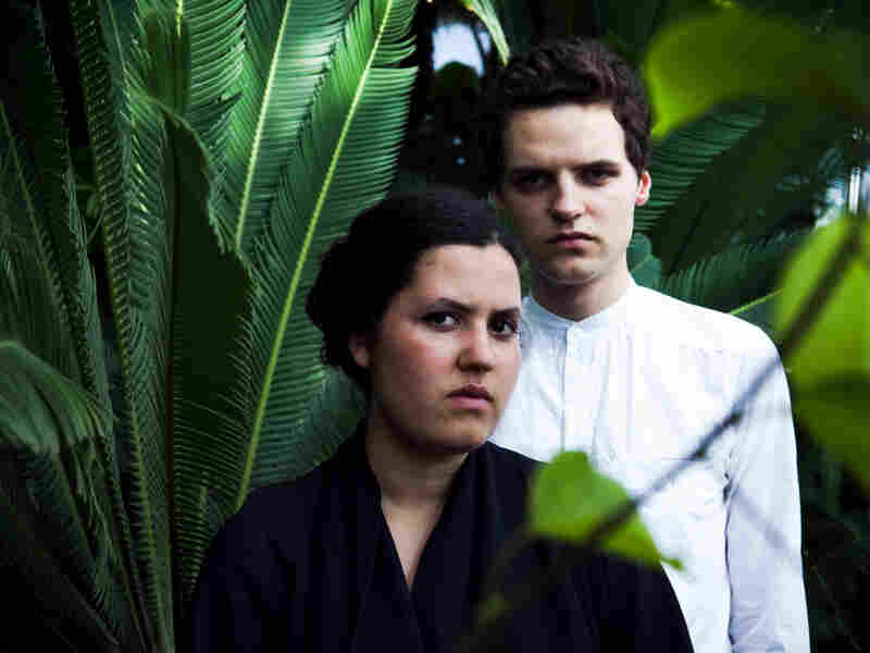 """The Danish duo Quadron's """"Wounds"""" is all morose ambiance, aided by slow, sparse instrumental backing."""