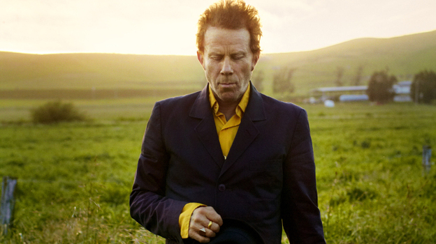 Tom Waits has just released his latest album, Bad As Me.