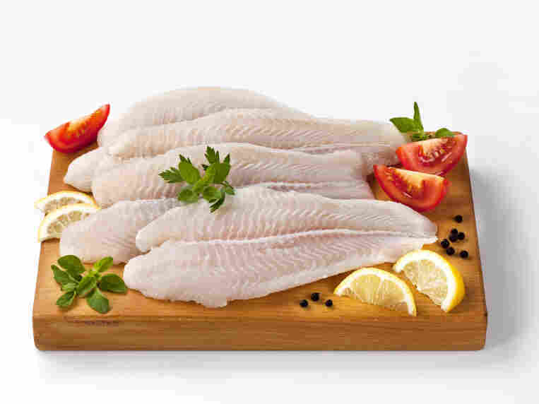 Once filleted, it's easy to confuse one white-fleshed fish for another.