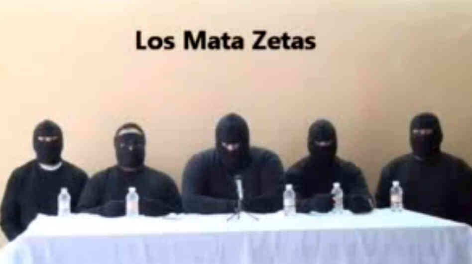 Three Zetas Admit to Killing Bodyguards | Mexican Drug ...  |Zetas Violence