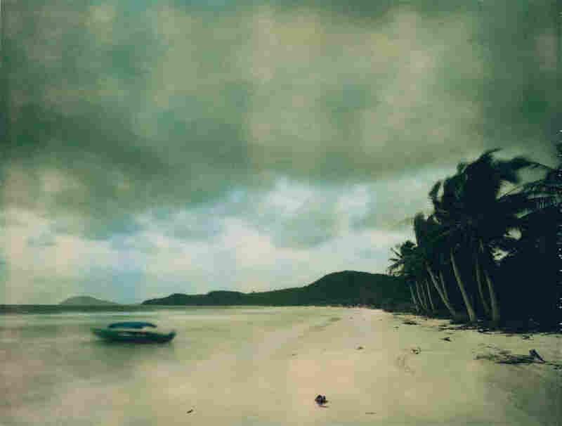 Polaroid I, Bai Sao beach, Phu Quoc, Vietnam 2007