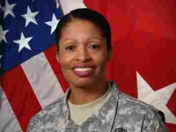 Maj. Gen. Marcia Anderson is the first female U.S. Army black officer to obtain the rank of major general.