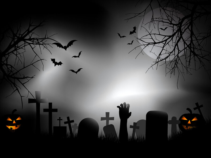 Halloween Puzzler: It\'s Your Funeral : Deceptive Cadence : NPR