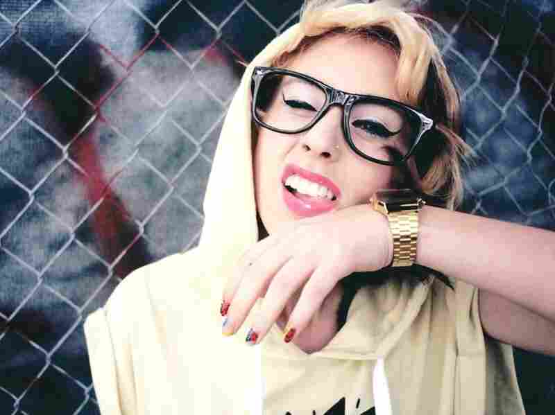 "Kreayshawn says ""Gucci Gucci"" was inspired by the cultural differences she noticed between Oakland and Los Angeles"
