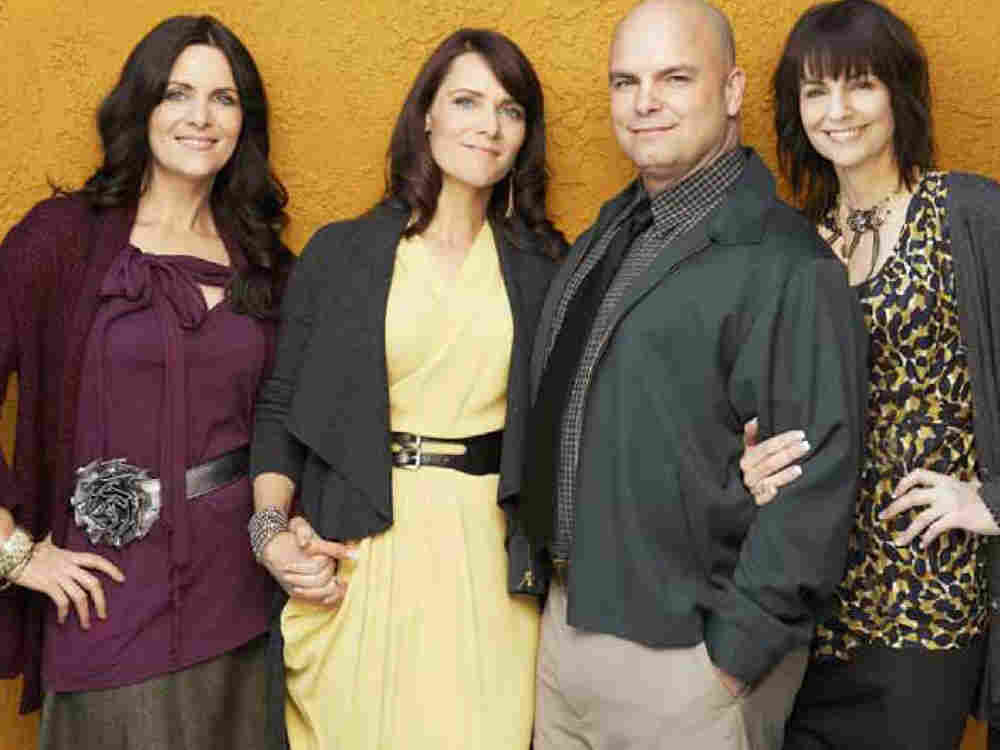 In the second hour, the authors of Love Times Three: Our True Story Of A Polygamous Marriage talk about living a polygamist lifestyle.