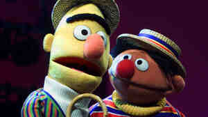 Bert and Ernie's new boss is now Mel Ming.