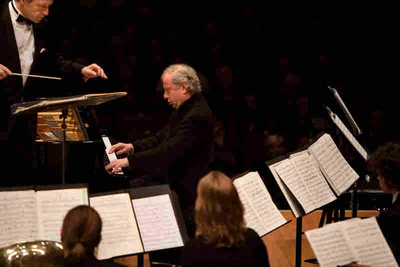"Pianist Andras Schiff is this current season's ""Perspectives"" artist in residence at Carnegie Hall."